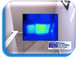 #IAQS Indoor AIr Quality SOlutions Thermal Image IR Image Inspection
